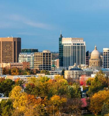 Boise Cityscape