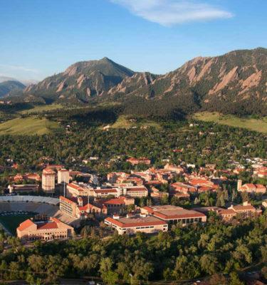 Boulder Cityscape
