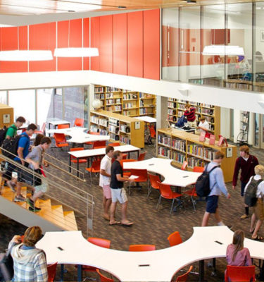 Kent Denver School Library