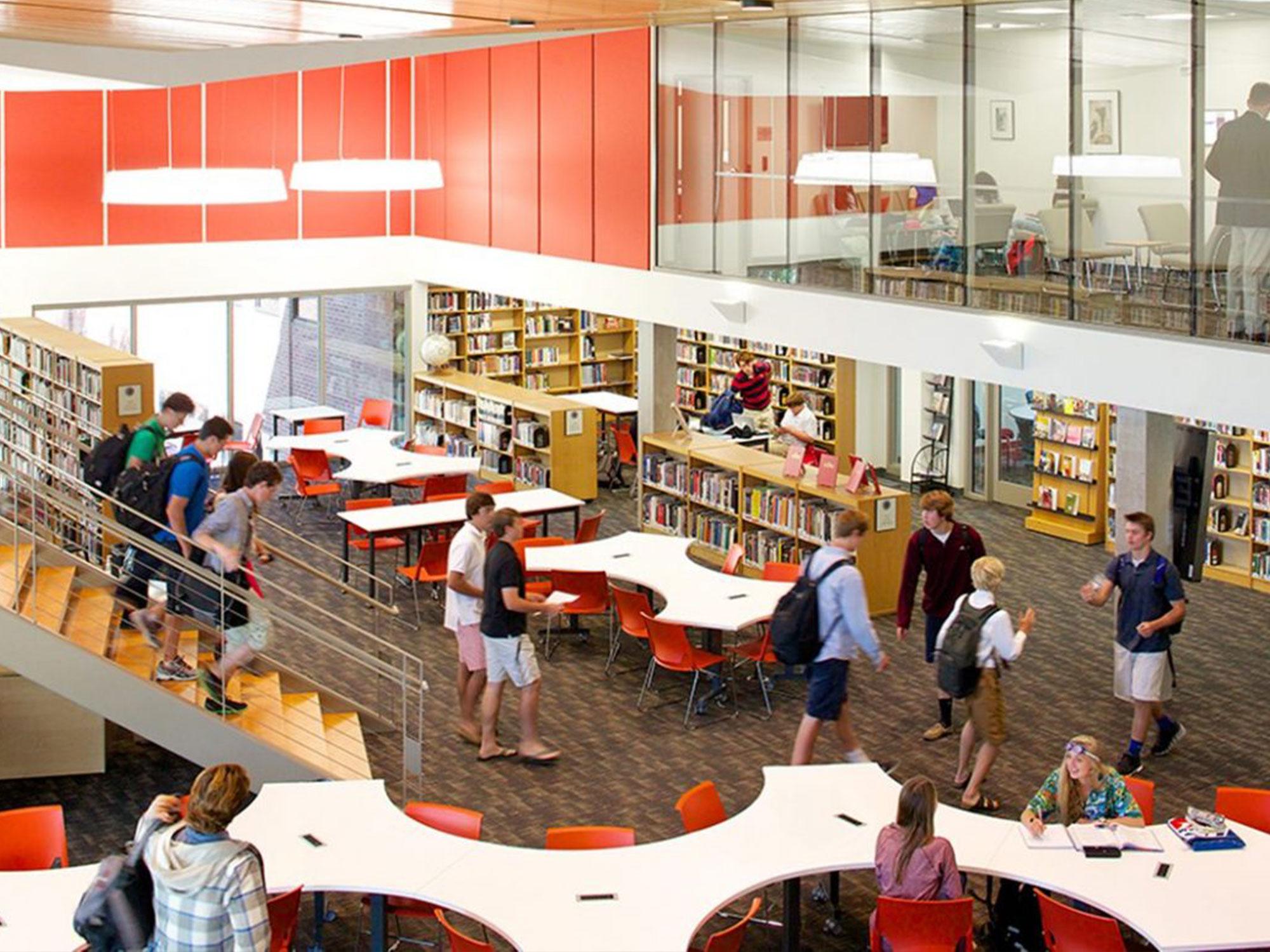 Library of Kent Denver School