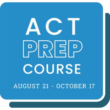 ACT August Class Aug 21 Oct 17