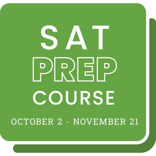SAT October Class Oct 2 Nov 21